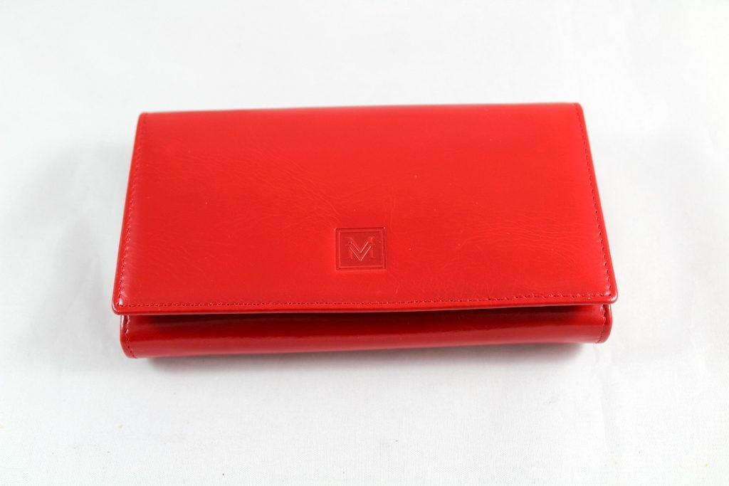 23ce60272412f Portfel damski VerMari d.Red