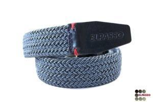 Pasek premium pleciony PPR14 ELPASSO